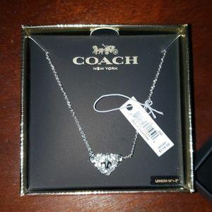 Coach Necklas